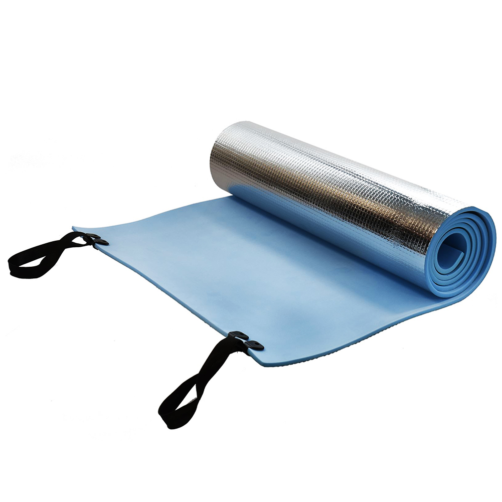 New 6mm EVA Durable Exercise Fitness Non-Slip Yoga Mat Lose Weight Exercise Fitness Folding Gymnastics Mat For Fitness