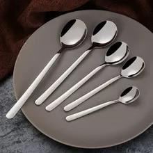 Coffee Steel Stainless Tea Cutlery Leaf Afternoon Tea Spoon Branches Tea Tool FM