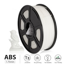 ABS 3D Printer Filament Fast Delivery 1.75mm 1kg 100% no bubble abs filament with Spool Eco-friendly 3D Pen Printing Material