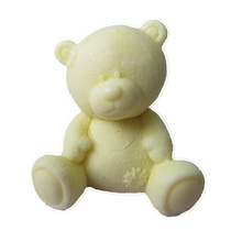 3D Teddy bear silicone animals mold for soap DIY fondant chocolate mousse christmas cake decoration mould candle clay