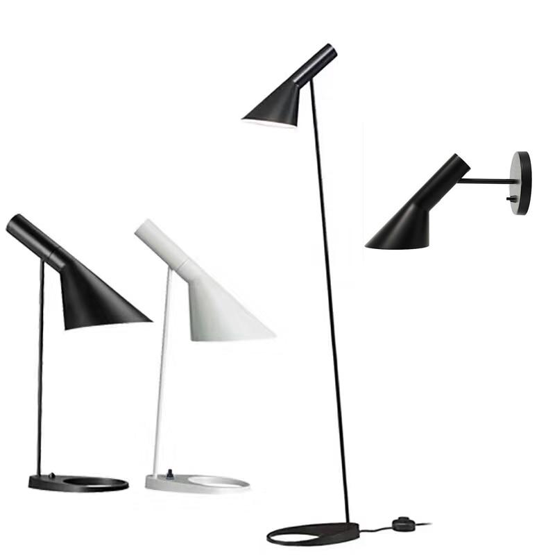 Nordic lampada da tavolo retrò personalità creativa semplice e moderno per bambini lampada da comodino camera da letto della lampada di studio-in Lampade LED da tavolo da Luci e illuminazione su OUDELADI Lighting Store