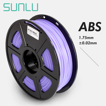 SUNLU ABS 3D Filament For Printer 100% No Bubble Material Glow In The Dark 3D PeN Filament ABS 1.75mm 1KG With Spool
