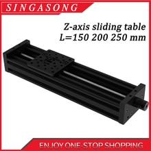 3d Printer Openbuilds Z As Lood Schroef T8 Z as Diy C Beam Cnc Rolwagen 150 Mm 200 Mm 250 Mm Lineaire Actuator Bundel Kit