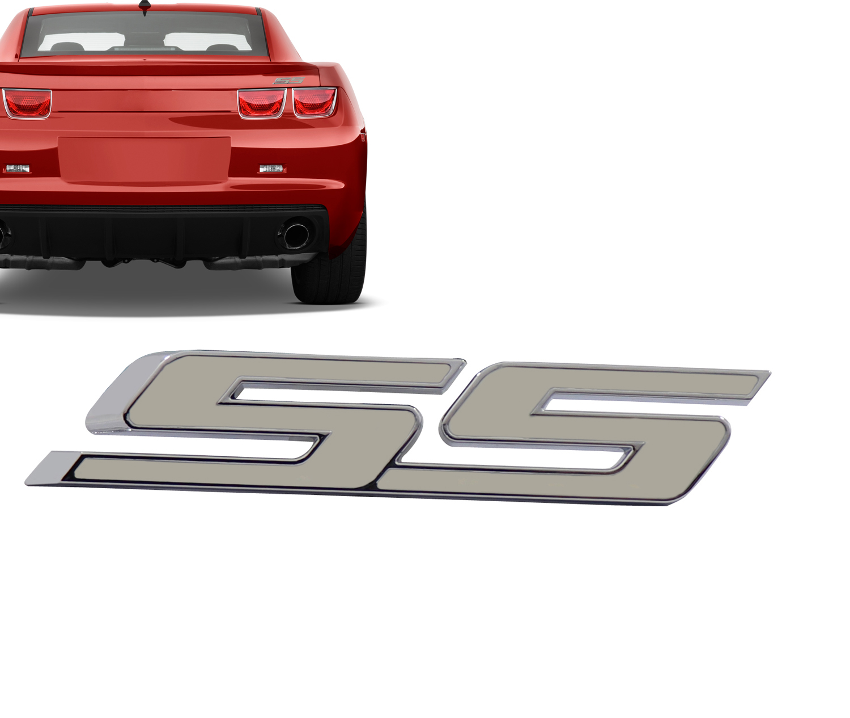 Metal Emblem 6.2L LOGO Body Bumper Trunk Fender Decal Sticker Fit for F-150