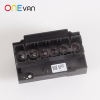ONEVAN.A3UV cylinder printer head, Epson R1390 print head, UV printer L1800 print head. Oily print head. 1410 1400 1500W head