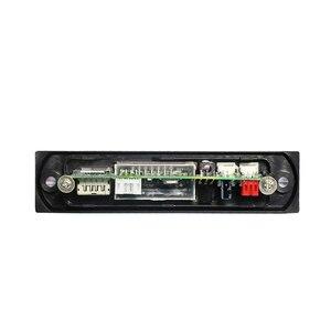 Image 4 - MP3 WMA WAV Drahtlose Bluetooth Decoder Board USB AUX 3,5 MM Auto Audio MP3 Player Modul TF FM Decoder Board mit Fernbedienung Für Auto