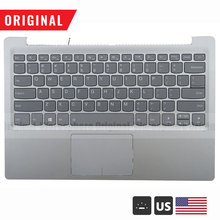 Keyboard-Top-Cover Lenovo Ideapad 320S-13IKB Palmrest 7000-13 for with US Backlit 5cb0q17513/silver