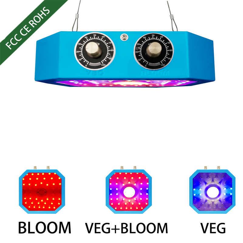 El Panel de luz de crecimiento de 1000W de espectro completo puede ser regulable para el ruido de la tienda de cultivo verde de la flor de interior
