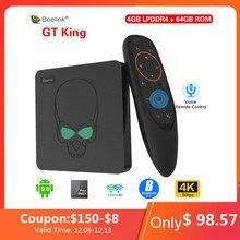 Beelink GT-King Smart TV Box Amlogic S922X Android 9.0 4GB L