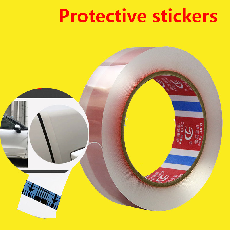 Invisible Car Door Handle Scratches Automobile Shakes Protective  car Protector Films car Handle Protective stickers Invisible T