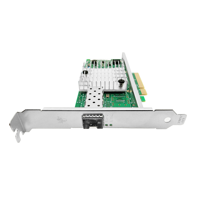 X520-DA1 PCI-E Ethernet Converged Network Card SFP+ 10G PCIe 2.0 X8 Server Adapter with Intel 82599en chip 4