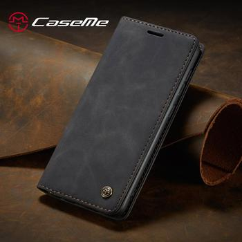 Leather Case for Samsung Galaxy A51 A71 A81 A91