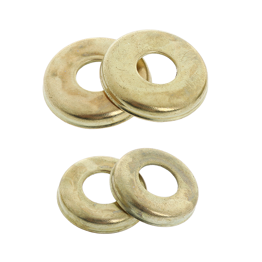 4 Pieces Set Skateboard Truck Bushings Washers 0.87
