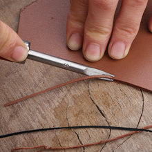 Инструменты для обрезки кожи инструмент резки кромок кожевенный