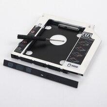 9,5 мм 2nd жесткий диск SSD жесткий диск Оптический Защитный Контейнер для устройств считывания и записи информации адаптер каркаса для lenovo ThinkPad E555 E550 E560 E440 E540 L540 L440 UJ273 DVD