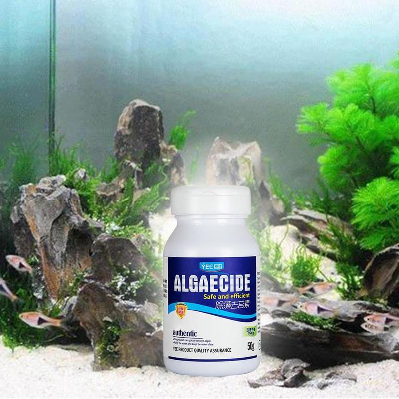 Purification Water Aquarium Accessories Aquarium Cleaner Aquarium Algaecide Aquatic Control Algae Detergent