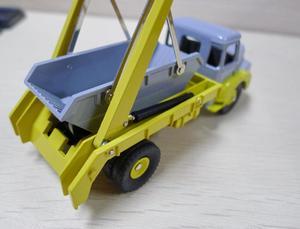 Image 5 - Atlas Dinky do ciężarówek 38A UNIC Multibenne Diecast zabawki 1:43