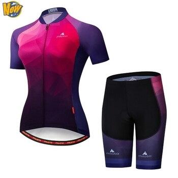 2020 verão newkrineos feminino especial ciclismo wear conjunto de roupas de ciclismo feminino uniforme 1