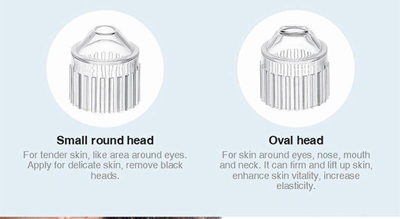 Dos Poros Da Pele Cuidados Ferramenta de