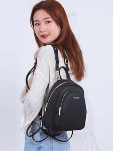 Small Backpack Purse...