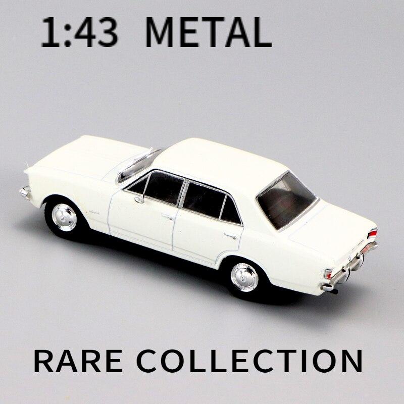 Ixo chevrolet opala 2500 1970 diecast carro modelo coleção brinquedos 143