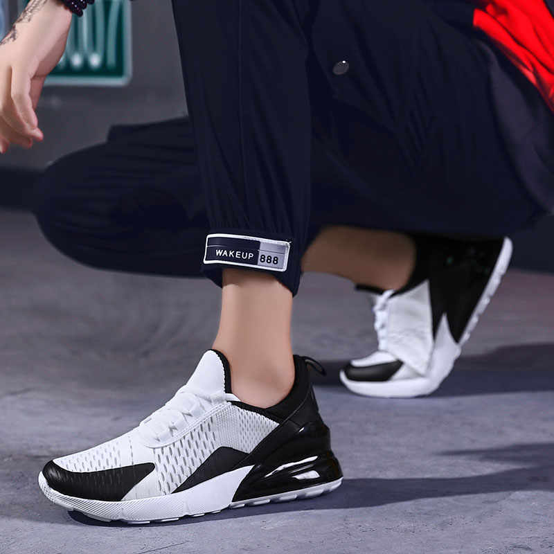 Casual Men Shoes Black Sneakers Men Brand Designer Sneakers For Men Breathable Mens Trainers Shoes Woman Sneakers Size 39-46
