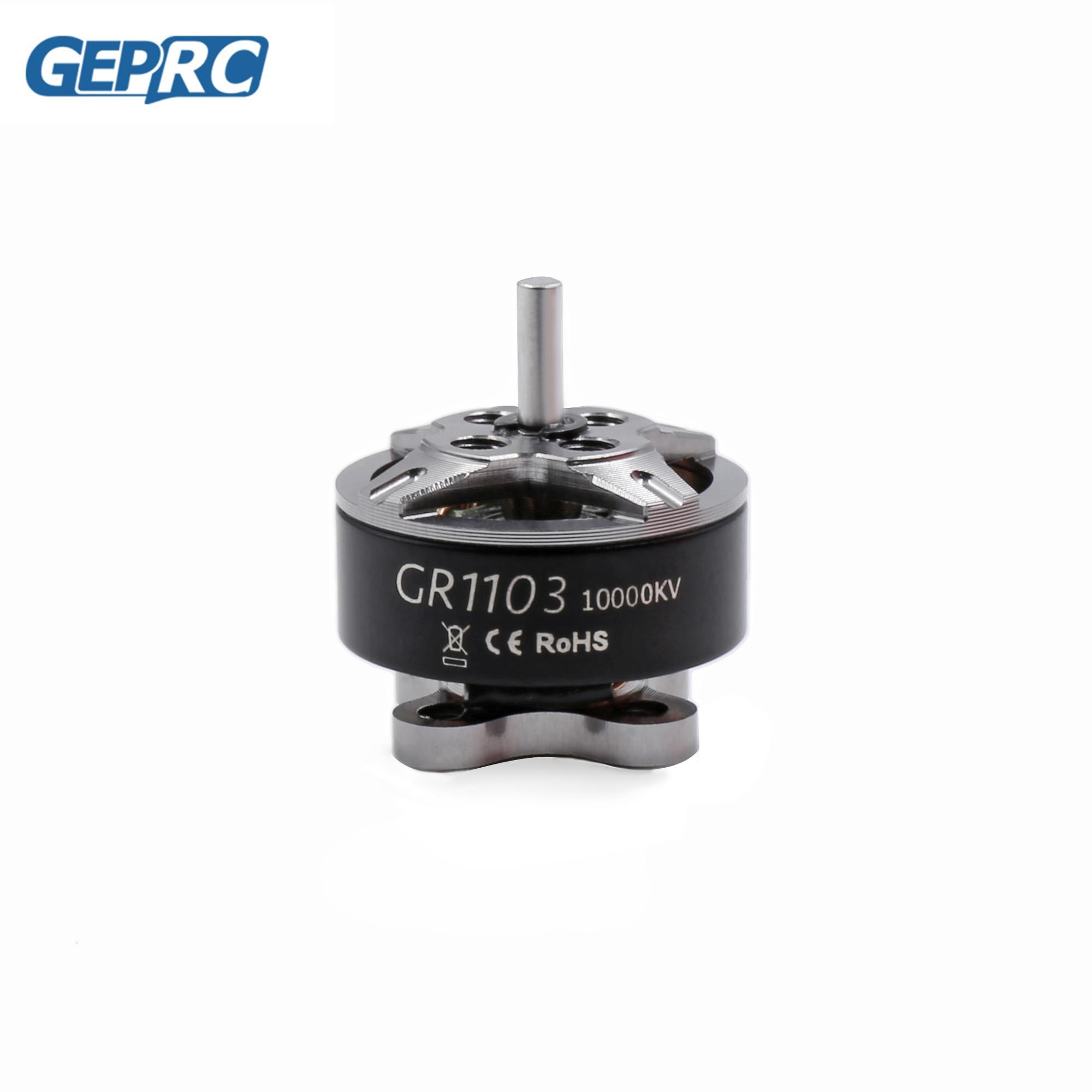 1 шт. GEPRC GR1103 1103 8000KV бесщеточный двигатель 2-3S для RC FPV гоночного дрона квадрокоптера мультикоптера запчасти мультикоптера