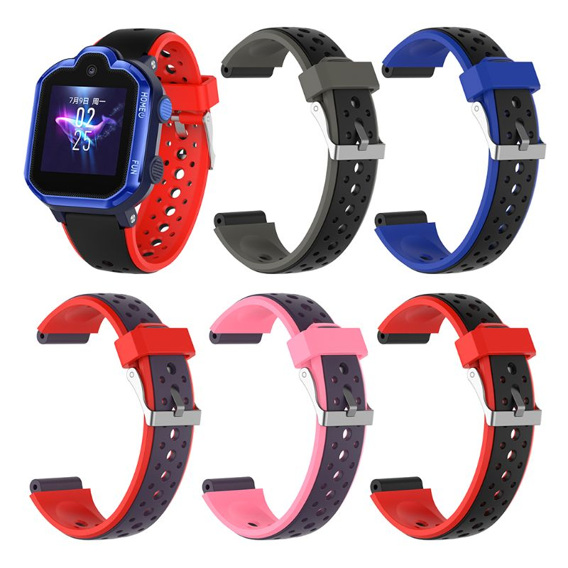 Watchband Wrist Strap Silicone Band Bracelet Adjustable Breathable Replacement for Huawei 3 Pro Sports in Smart Accessories from Consumer Electronics