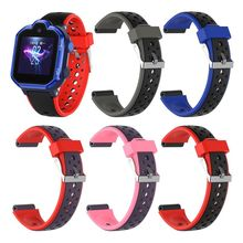 Watchband Wrist Strap Silicone Band Bracelet Adjustable Breathable Replacement for Huawei 3 Pro Sports