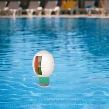 Хлоринатор для бассейна 5 дюймов таблетка Диспенсер хлора надувной