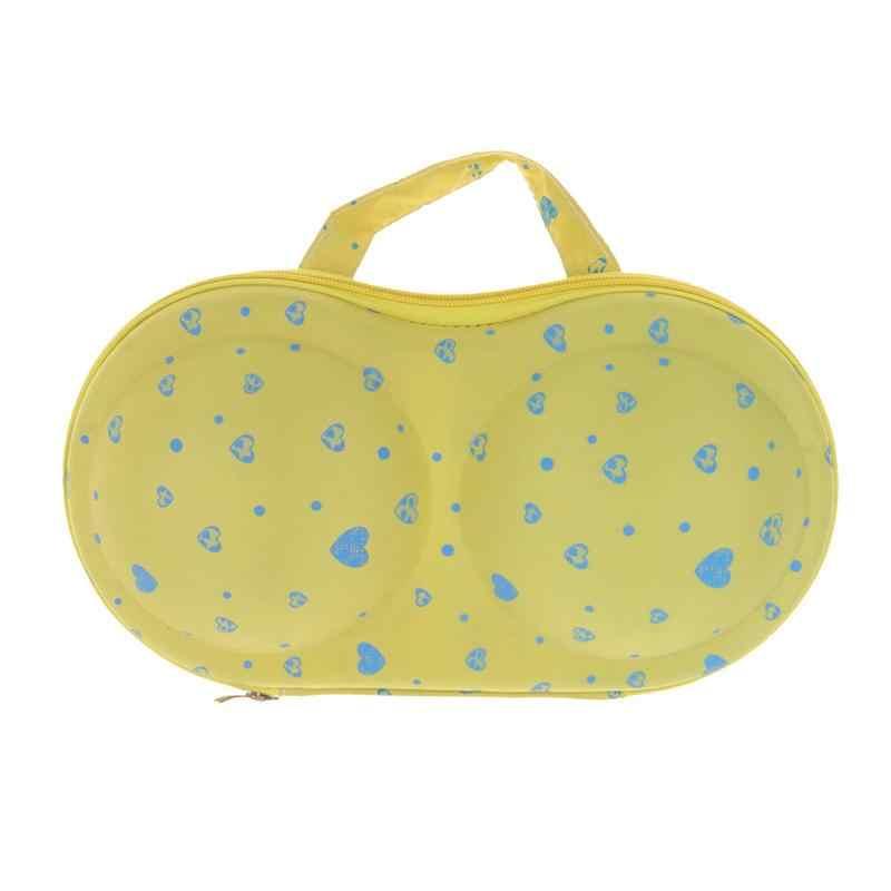 28 Types Protect Bra Bag Organizer Container Travel Portable Women Bra Storage Case EVA Bra Underwear Storage Box Pouch Handbag