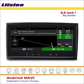 Liislee Car Android GPS NAV Map Navigation System For Mercedes Benz SLK Class R171 2004~2010 Radio Audio Video ( No DVD Player )