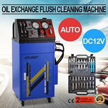 Gasolina diésel aceite cambio a nivel limpio transmisión caja de cambios DC12V flujo dirección control automático
