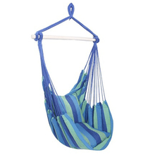 Chair Hammocks Hanging Camping-Swing Strong-150kg Cradle Macrame Relax Colorful Adult