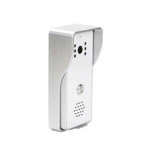 Image 5 - Видеодомофон Homefong, дверной звонок, камера, проводная система разблокировки, Поддержка блокировки (не входит в комплект), водонепроницаемость, дневное ночное видение