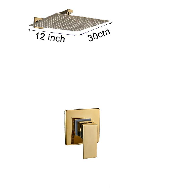 Golden A 12inch