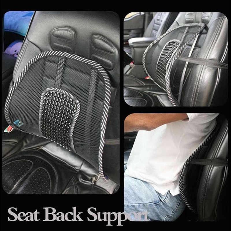 دعم سادة مقعد مقعد كرسي وسادة وسادة سيارة الراحة الخشب الخلفي أداة العملي هدفين مكتب الأثاث Seatmat شبكة