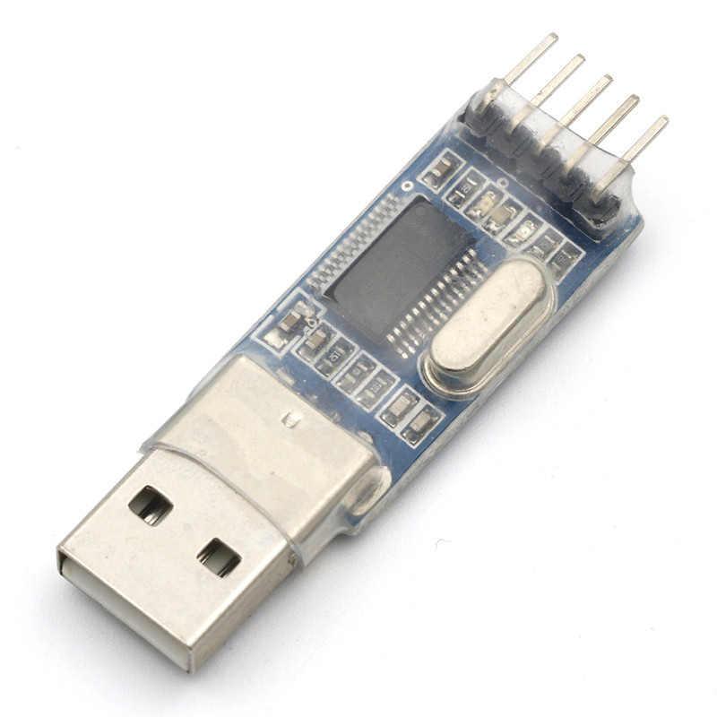 Умная электроника PL2303 PL2303HX USB к UART кабель TTL модуль 4 p 4-контактный RS232 переходной кабель, последовательный линейный поддержка Linux Mac Win7