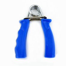 Спортивный фитнес-измеритель формы портативный пластиковый пружинный захват для упражнений на палец Измеритель для ручных мышц