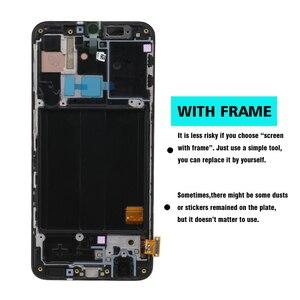 """Image 2 - オリジナル5.9 """"amoledサムスンA40 2019 A405F lcdディスプレイタッチスクリーンデジタイザーアセンブリの交換修理部品"""