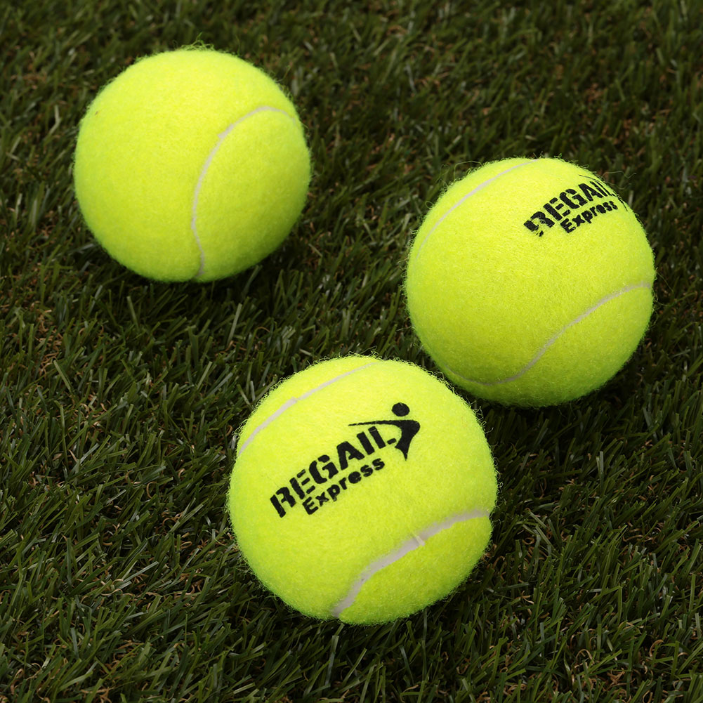 Training Tennis Ball Outdoor Sports Exercise Adults Training Learning Universal