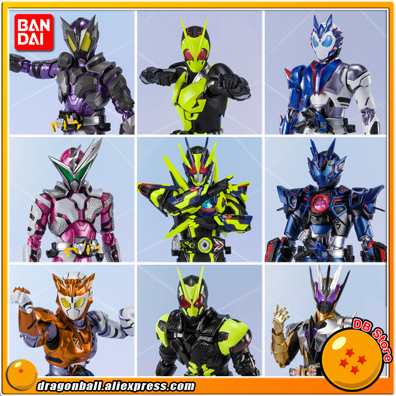 SALE0a оригинальная BANDAI S.H. Фигурка/SHF экшн-фигурка-Kamen Rider Zero One вулкан хооби валькири Цзинь ZeroZero-один волшебный