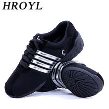 Размеры 34 45; Спортивная обувь на мягкой подошве; Дышащая танцевальная