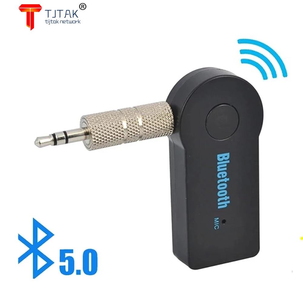 Receptor E Transmissor Sm Fio 2 em 1 Para Musica Automotiva, Bluetooth 5.0, Audio Aux A2DP receptor de fon