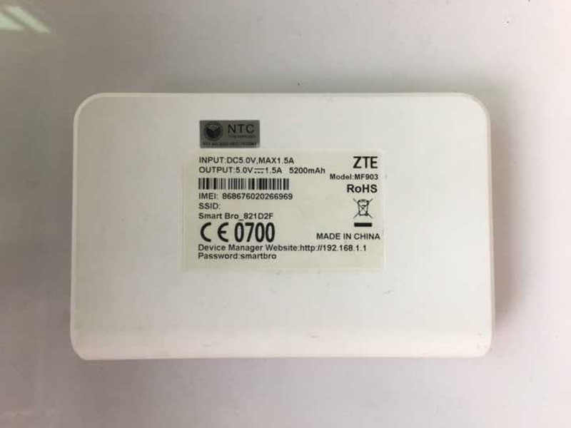 Desbloqueado zte mf903 wifi portátil 4g Banco wifi 4g router wifi sim zte 4g wifi 4g router puerto lan wan pocket dongle