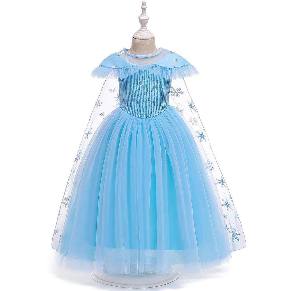 3~8T Bling Princess   Flower     Girl     Dress   2019 New Fashion Floor Length   Flower     Girl     Dresses