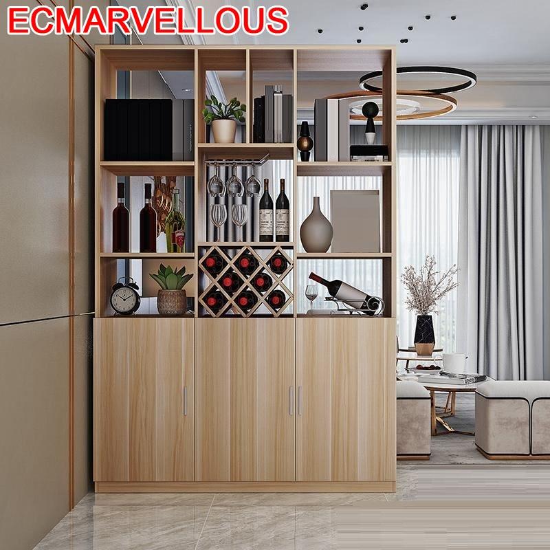 Shelves Storage Meuble Adega Vinho Cocina Mobili Per La Casa Meble Meube Mesa Shelf Bar Commercial Furniture Wine Cabinet