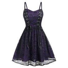 Женское платье, большие размеры, новинка, кружевное Сетчатое платье на Хэллоуин, пэчворк, с принтом черепа, без рукавов, платье-майка, вечерние платья, Vestido 5