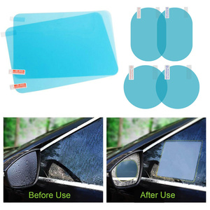 2PCS Rainproof Film Anti Fog S