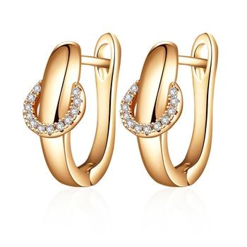 MAIKALE επίχρυσα σκουλαρίκια Silver για γυναίκες Κοσμήματα Σκουλαρίκια Αξεσουάρ MSOW